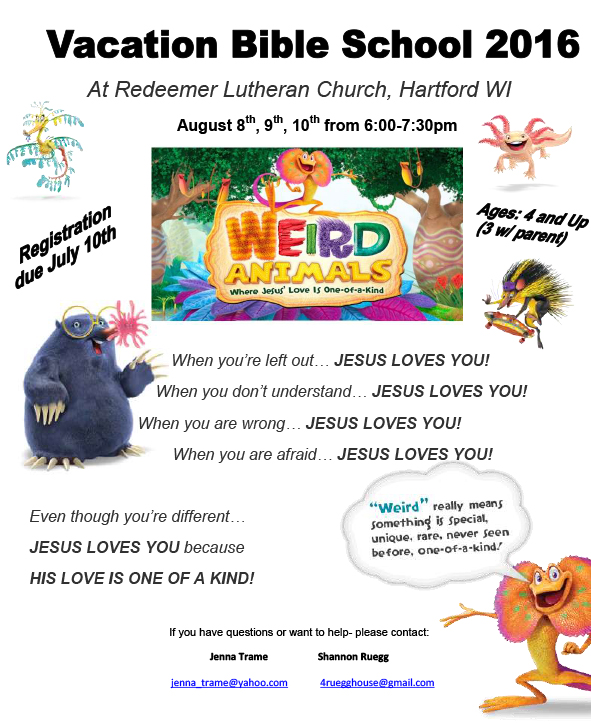 VBS poster 2016